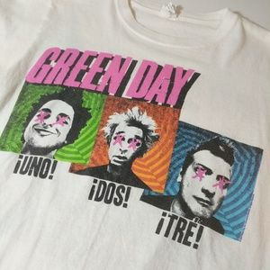 Other - Green Day 99 Revolutions Concert Tour T-shirt